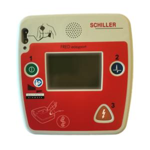 Schiller FRED EasyPort manuell