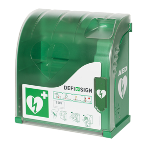 DefiSign/Aivia AED Wandkasten 100