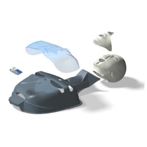 Actar D-Fib 10-pack