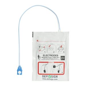 DefiSign Life | Schiller FRED PA-1 Elektroden
