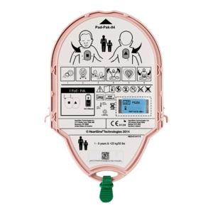 HeartSine Pedi-Pak für Kinder