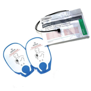 Physio-Control/Medtronic Lifepak 500/1000 Trainingselektrodenset