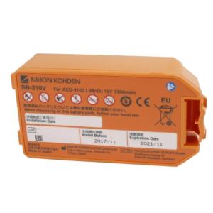 Nihon Kohden Batterie AED-3100