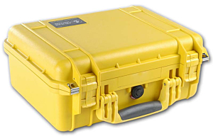 Peli AED-Koffer Universell I