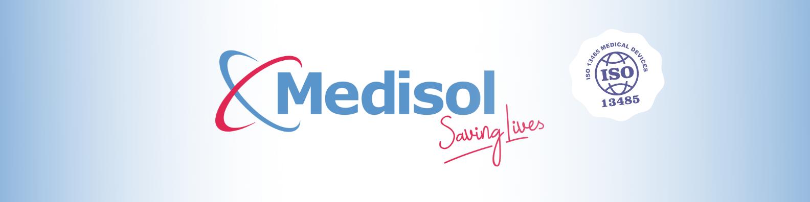 Medisol ISO banner